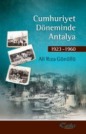 Cumhuriyet Döneminde Antalya